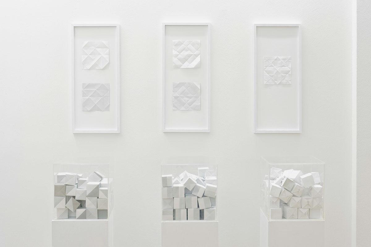 Foto Übergänge Yoko Suzuki-Kämmerer: Linie - Fläche - Raum