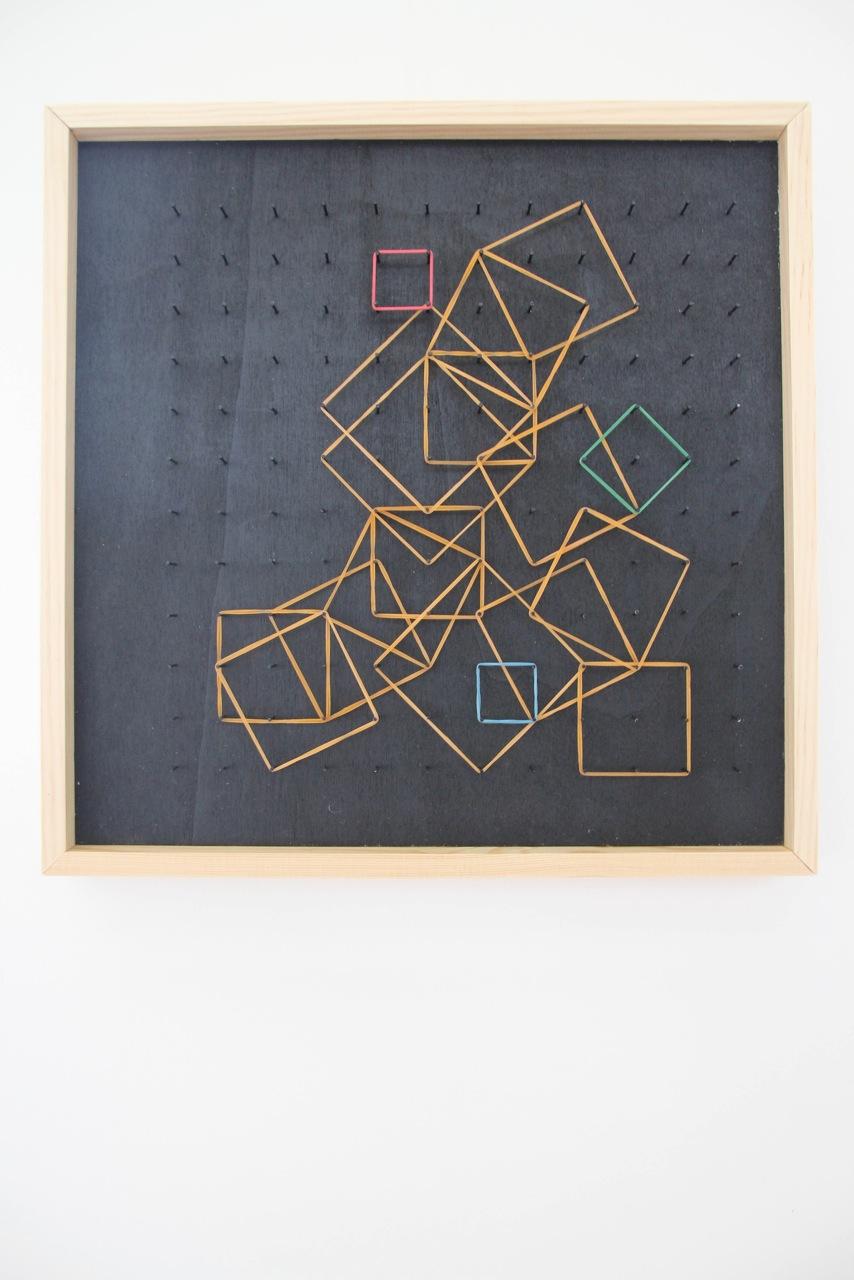 Foto Yoko Suzuki-Kämmerer Von Quadrat zu Quadrat