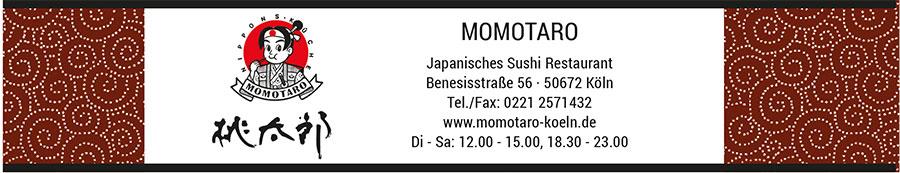 Anzeige Momotaro