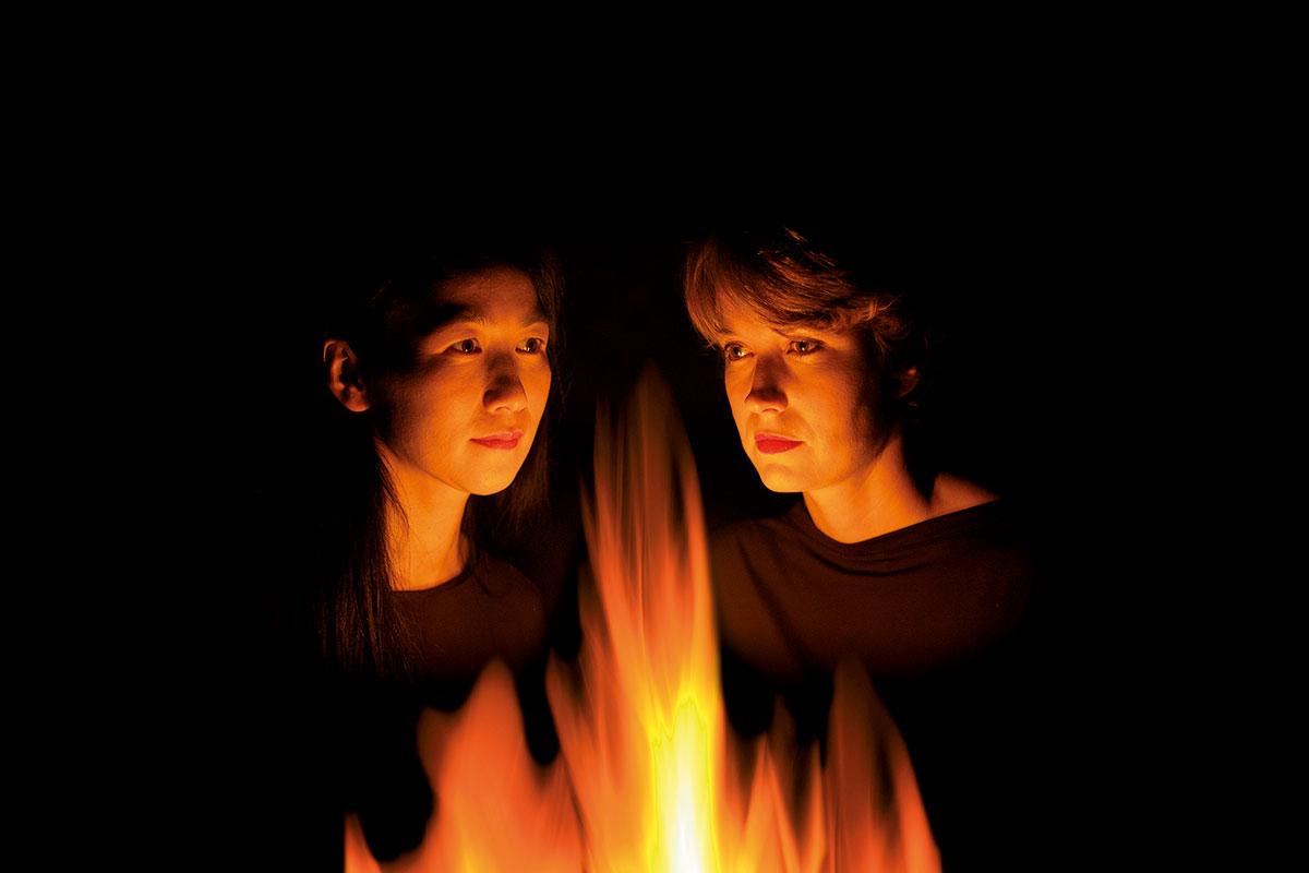 Klavier & Lesung: Kaidan (Susanne Reuter und Keiko Nakayama)