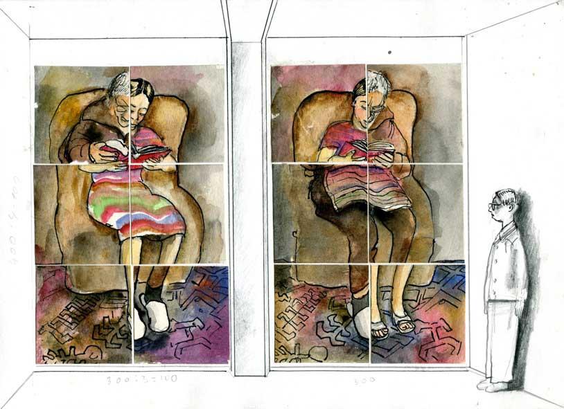 Werk Grigory Berstein