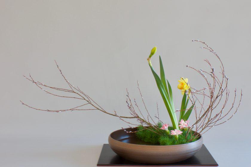 ikebana selber machen selbst de. Black Bedroom Furniture Sets. Home Design Ideas
